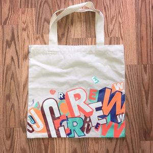 Greg Lamarche For J. Crew Tote